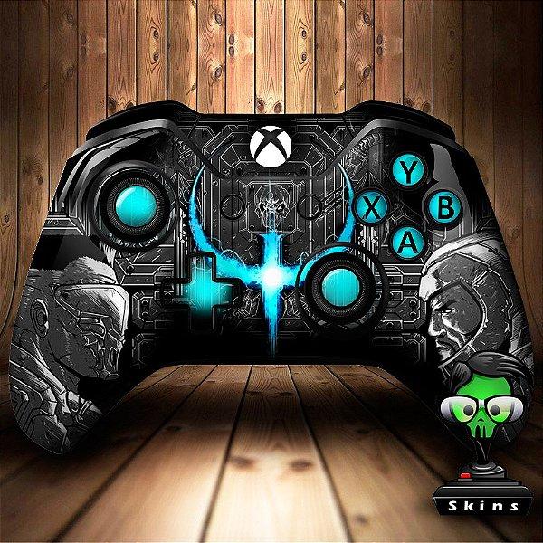 Sticker de Controle Xbox One Quake Champions
