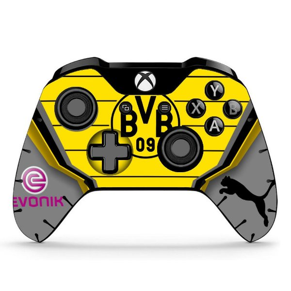 Sticker de Controle Xbox One Borussia Dortmund Mod 02