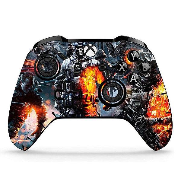 Sticker de Controle Xbox One Battlefield 4