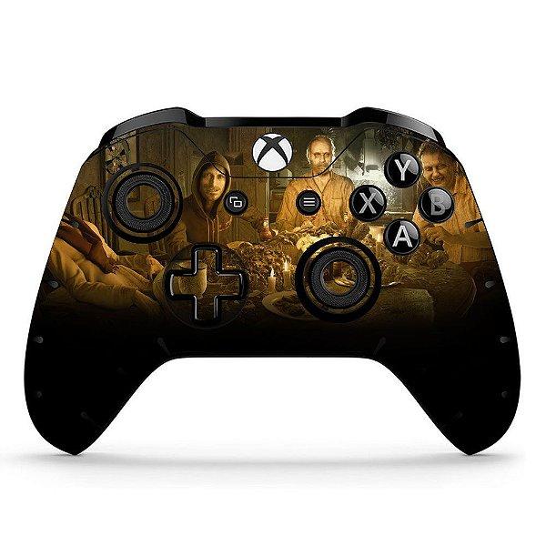 Sticker de Controle Xbox One Resident Evil Mod 03