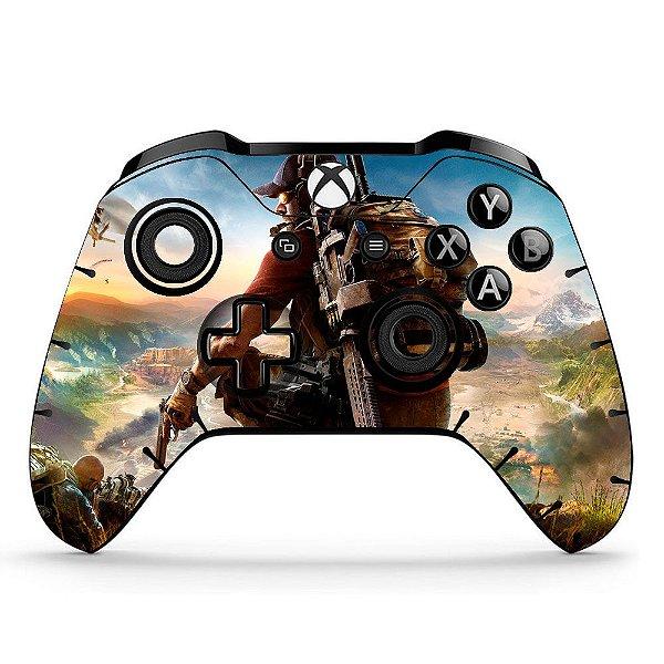 Sticker de Controle Xbox One Ghost Recon Mod 02