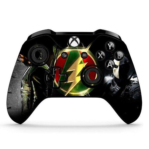 Sticker de Controle Xbox One The Flash Mod 01