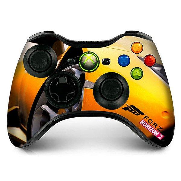Adesivo de Controle XBOX 360 Forza Horizon 2 Mod 01
