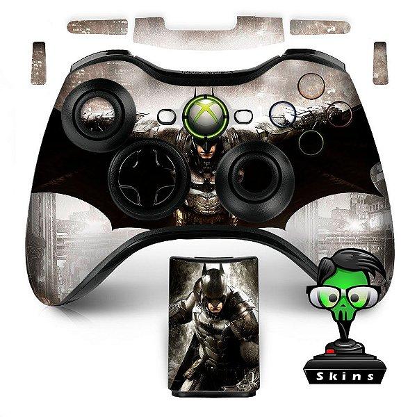 Adesivo de Controle XBOX 360 Batman Mod 01