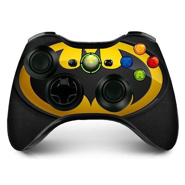 Adesivo de Controle XBOX 360 Batman Mod 02