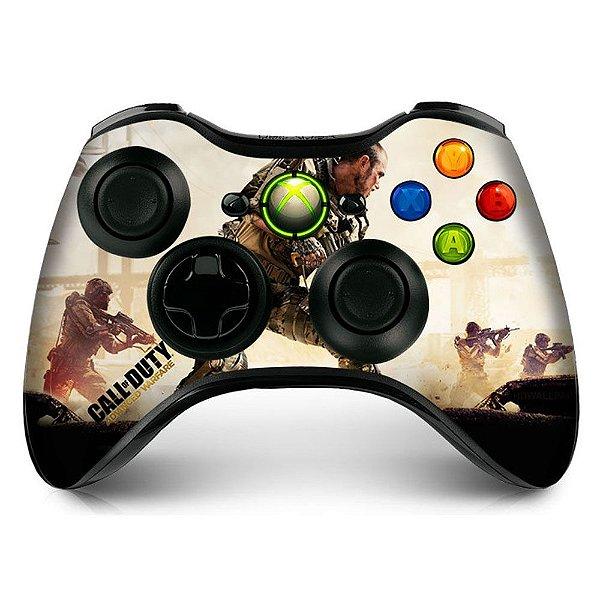 Adesivo de Controle XBOX 360 Call Of Duty Mod 01