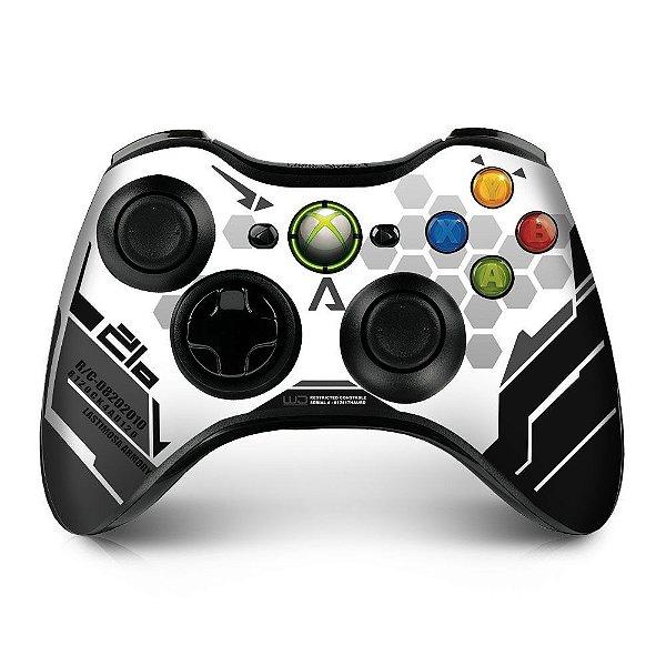 Adesivo de Controle XBOX 360 Titanfall Grey