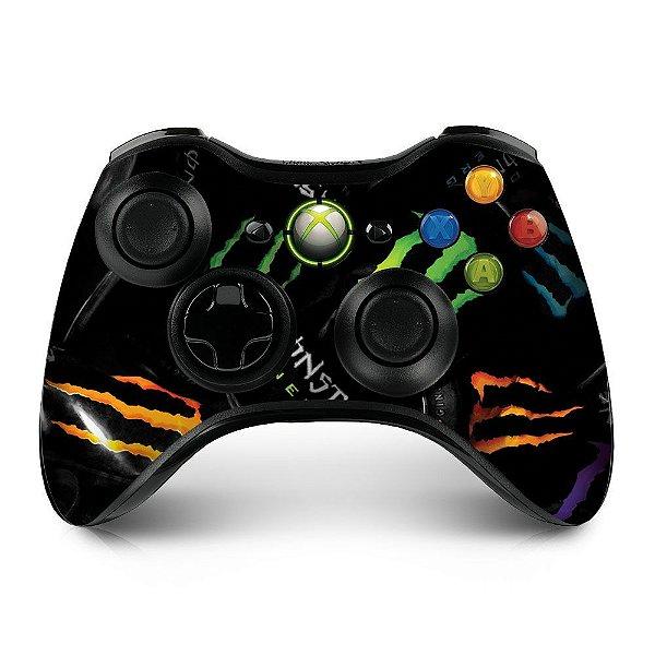 Adesivo de Controle XBOX 360 Monster Colors