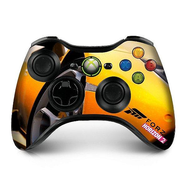 Adesivo de Controle XBOX 360 Forza Horizon 2 Mod 02