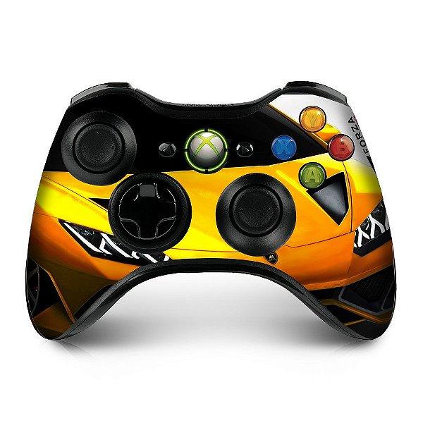 Adesivo de Controle XBOX 360 Forza Horizon 2 Mod 03