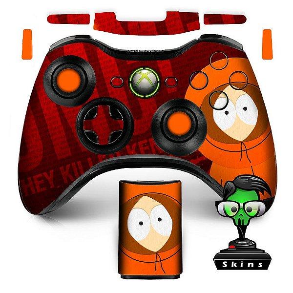 Adesivo de Controle XBOX 360 South Park