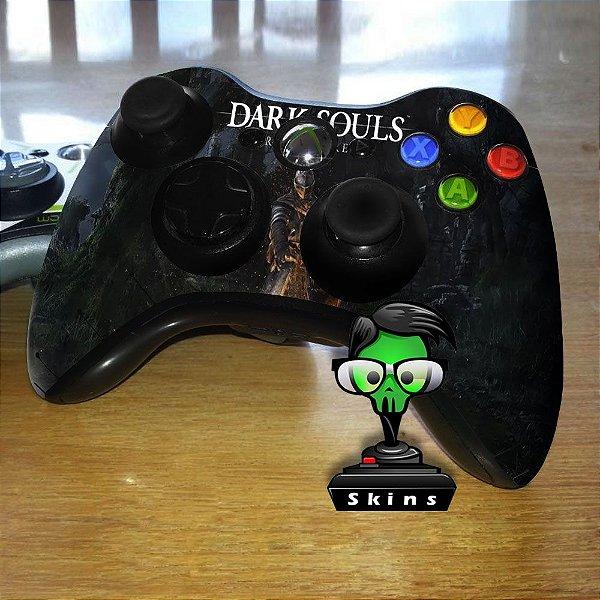 Adesivo de Controle XBOX 360 Dark Souls Mod 01