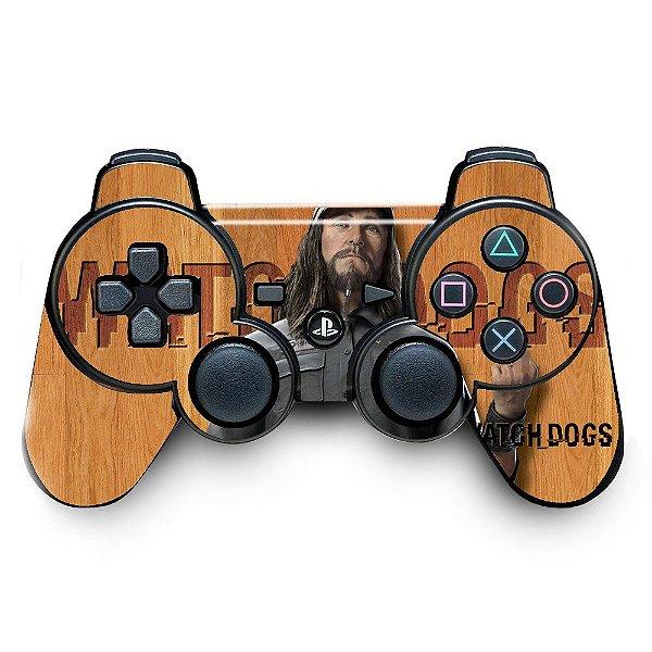 Adesivo de Controle PS3 Watch Dogs Mod 01