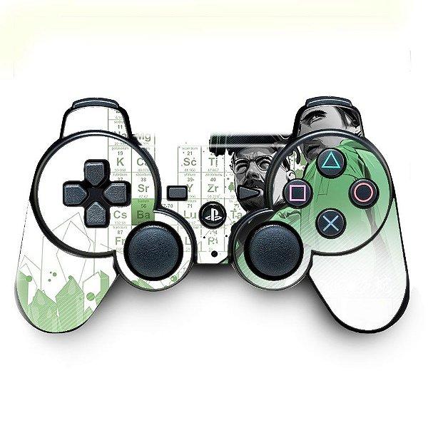 Adesivo de Controle PS3 Breaking Bad Mod 01