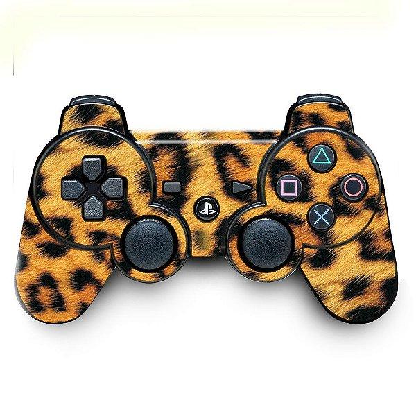 Adesivo de Controle PS3 OnçaMod 01