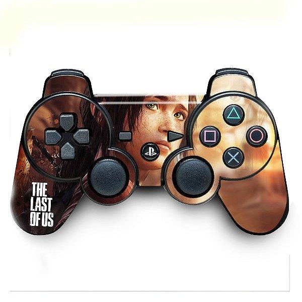Adesivo de Controle PS3 The Last Of Us Mod 02