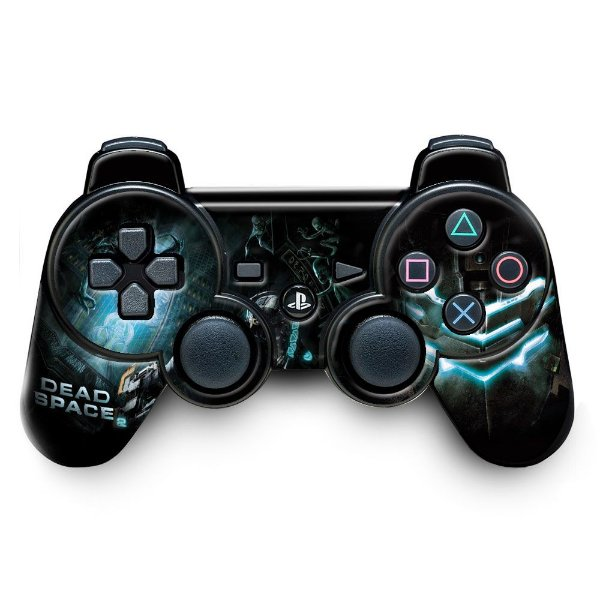 Adesivo de Controle PS3 Dead Space Mod 02
