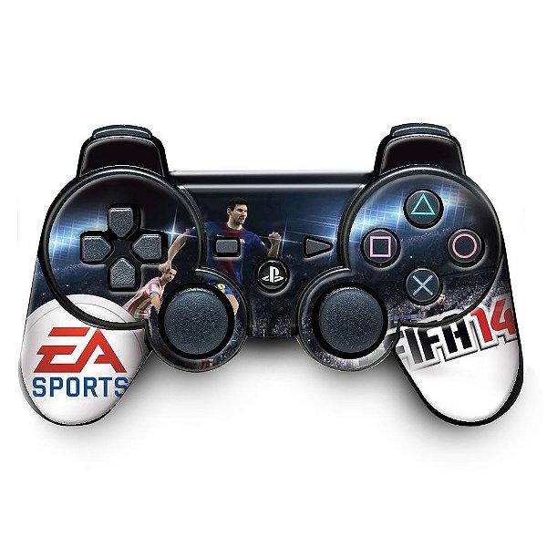 Adesivo de Controle PS3 EA FIFA 14