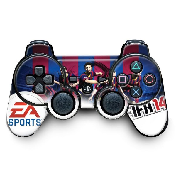 Adesivo de Controle PS3 EA FIFA 14 Mod 02