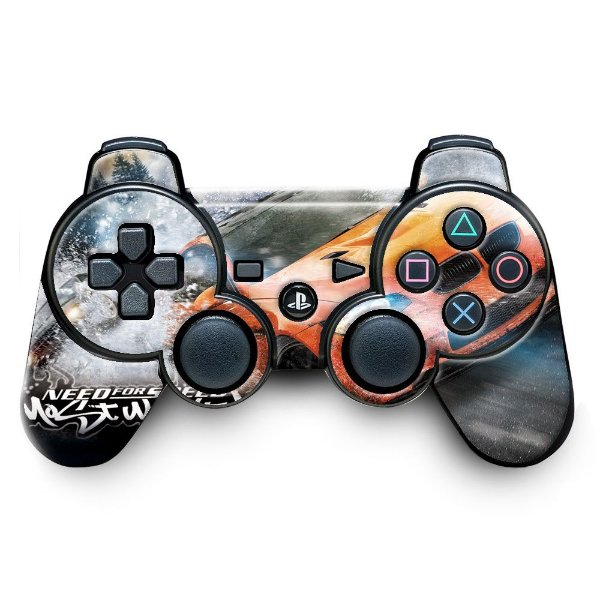Adesivo de Controle PS3 Need For Speed Mod 01
