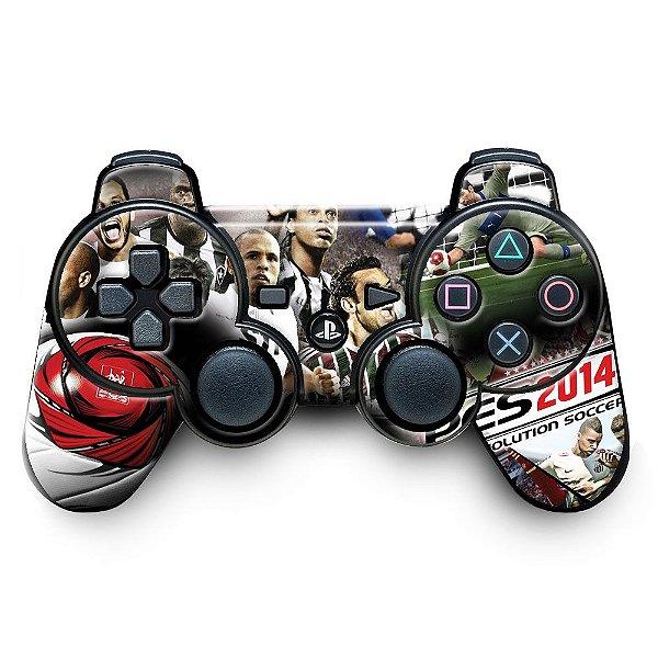 Adesivo de Controle PS3 PES 2014