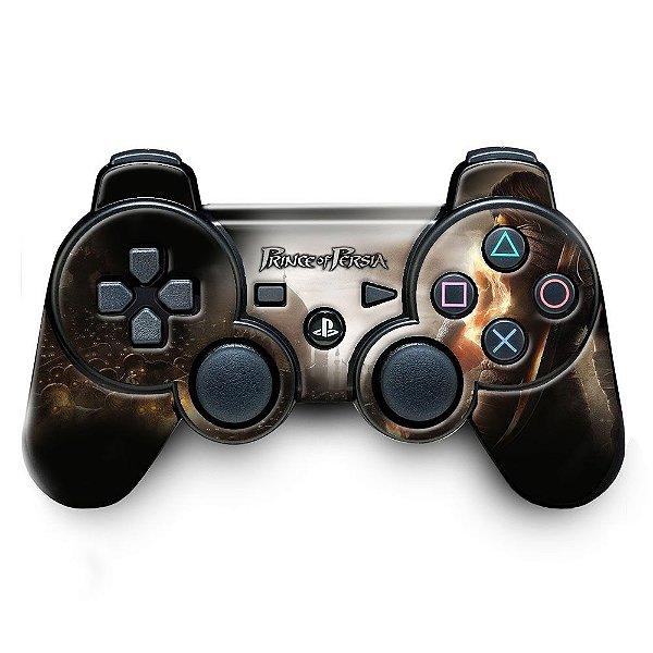 Adesivo de Controle PS3 Prince Of Persia Mod 01