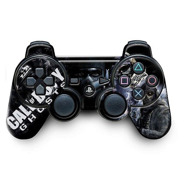 Adesivo de Controle PS3 Call Of Duty Mod 06