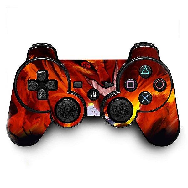 Adesivo de Controle PS3 Naruto Mod 02