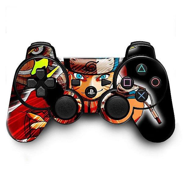 Adesivo de Controle PS3 Naruto Mod 03