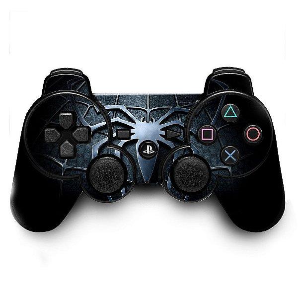 Adesivo de Controle PS3 Spiderman Mod 02
