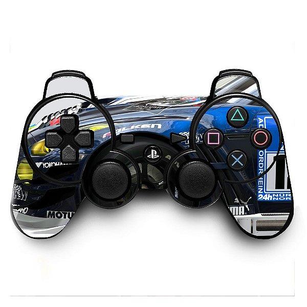 Adesivo de Controle PS3 Gran turismo Mod 02