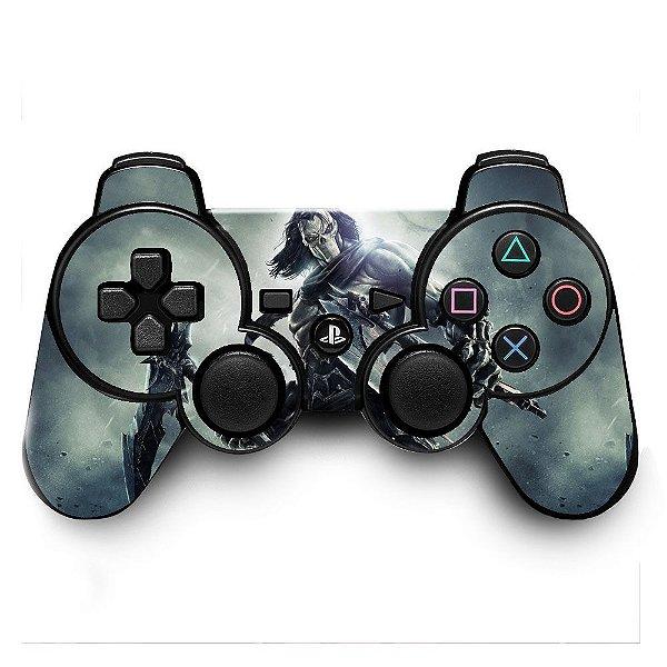 Adesivo de Controle PS3 Mod 18