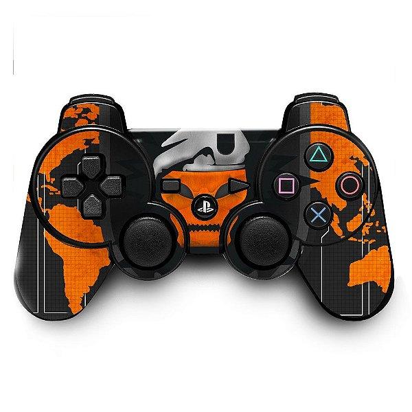 Adesivo de Controle PS3 Mod 27