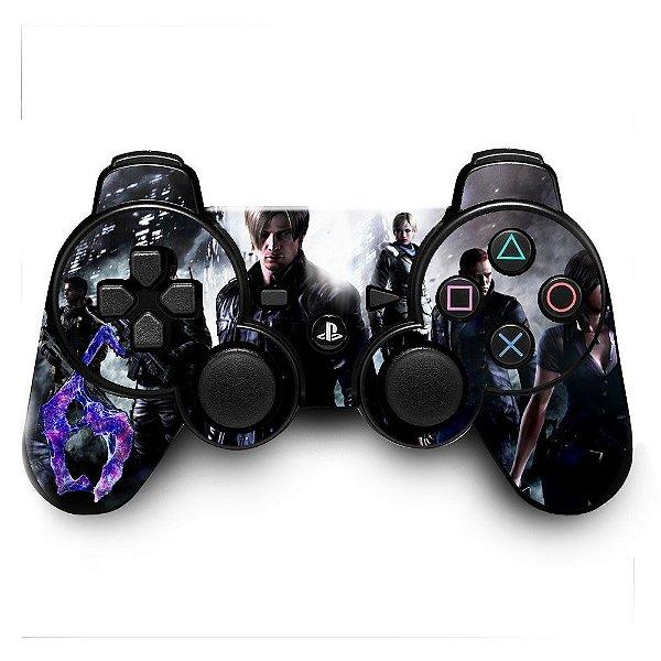 Adesivo de Controle PS3 Mod 28