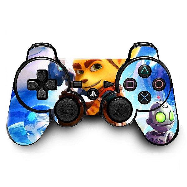 Adesivo de Controle PS3 Mod 31