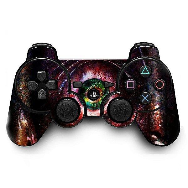 Adesivo de Controle PS3 Mod 32
