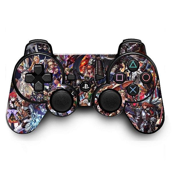Adesivo de Controle PS3 Mod 33