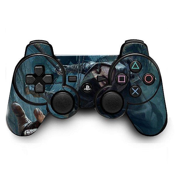 Adesivo de Controle PS3 Mod 34