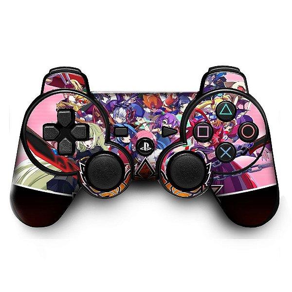 Adesivo de Controle PS3 Mod 39