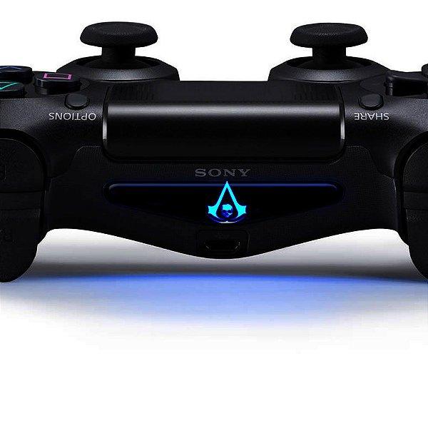 Adesivo Light Bar Controle PS4 Assassins Creed Mod 02