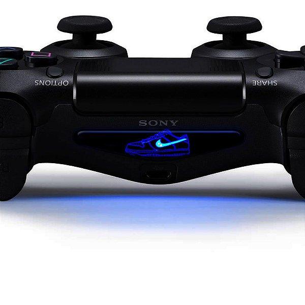 Adesivo Light Bar Controle PS4 NIKE