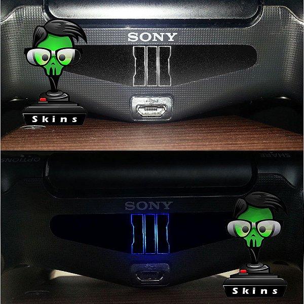 Adesivo Light Bar Controle PS4 Light-206