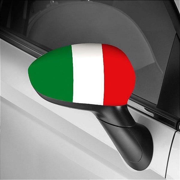 Adesivo para Envelopamento de Retrovisor Italia