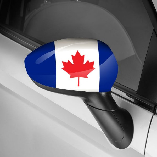 Adesivo para Envelopamento de Retrovisor Canada