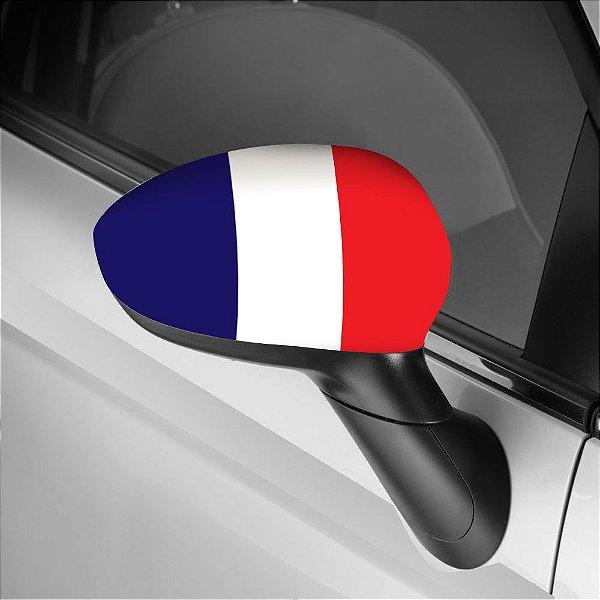 Adesivo para Envelopamento de Retrovisor França