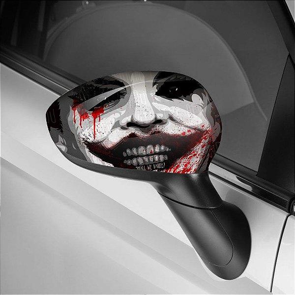 Adesivo para Envelopamento de Retrovisor Joker