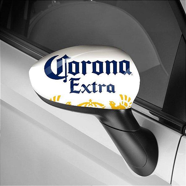 Adesivo para Envelopamento de Retrovisor Corona Extra