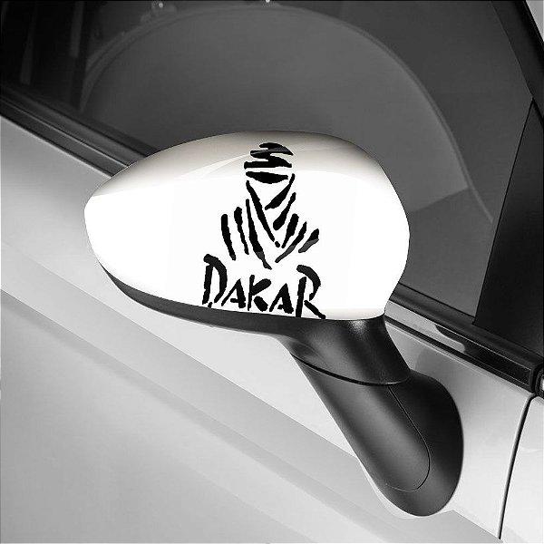Adesivo para Envelopamento de Retrovisor Dakar