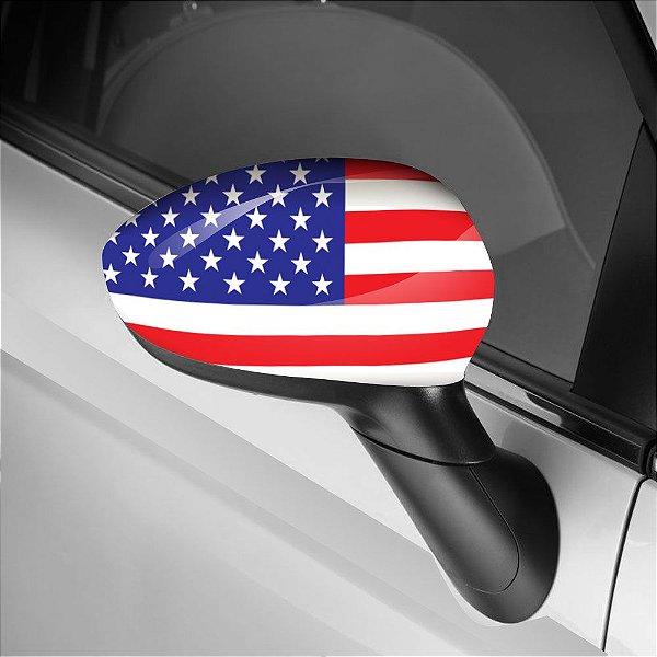 Adesivo para Envelopamento de Retrovisor América
