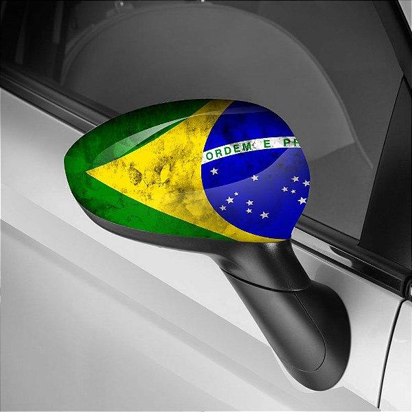 Adesivo para Envelopamento de Retrovisor Brasil